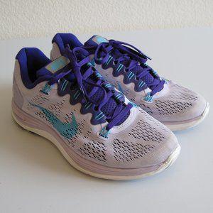 NIKE Lunarglide 5 Purple Sneakers
